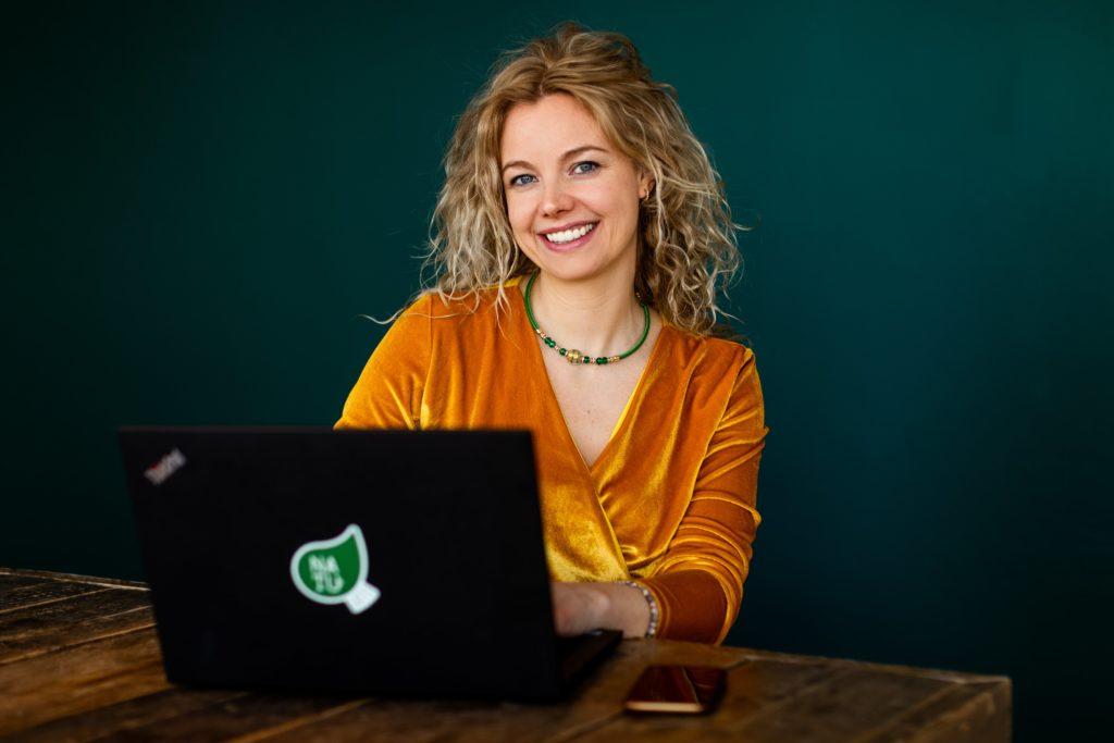 Zo scoort koffiepoeder-pionier Astrid van Santen met vegan alternatief