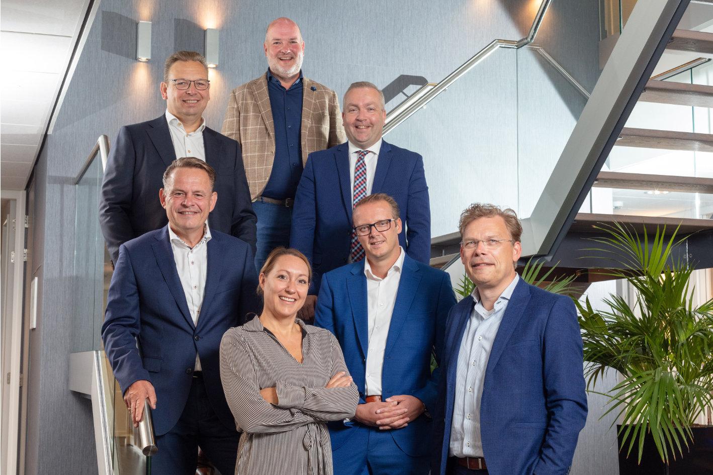 Het team van Hendriksen Accountants en Adviseurs
