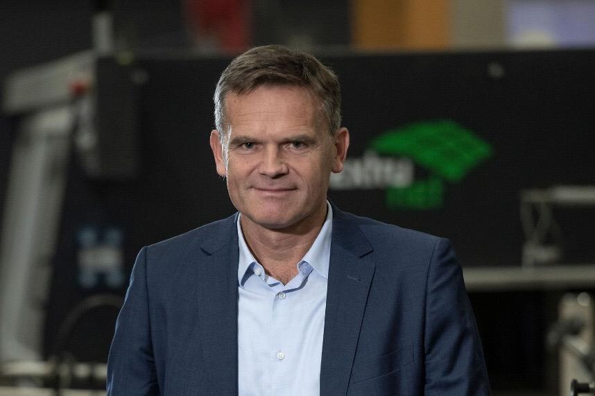 Bert Nijhuis, eigenaar van Profextru