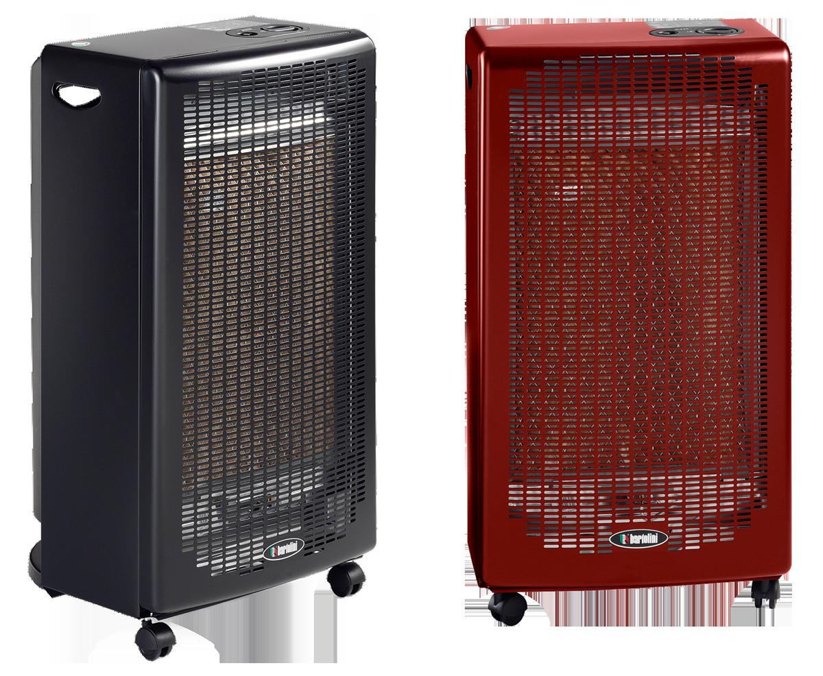 Queste stufe ad infrarossi sono ideali per chi ama il calore del fuoco