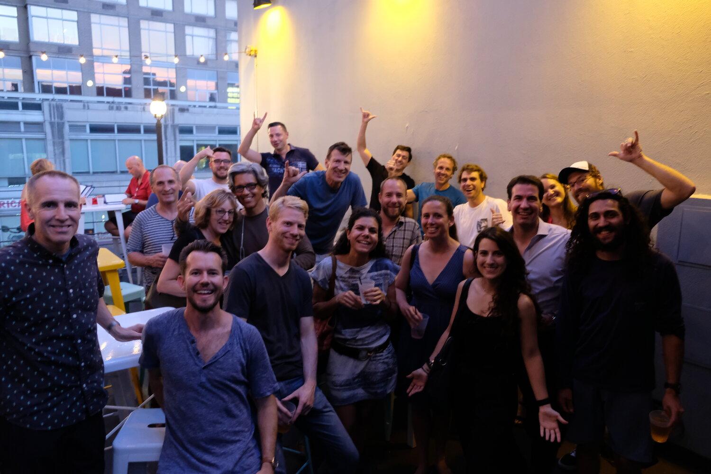 The NYC Kiteboarding Crew