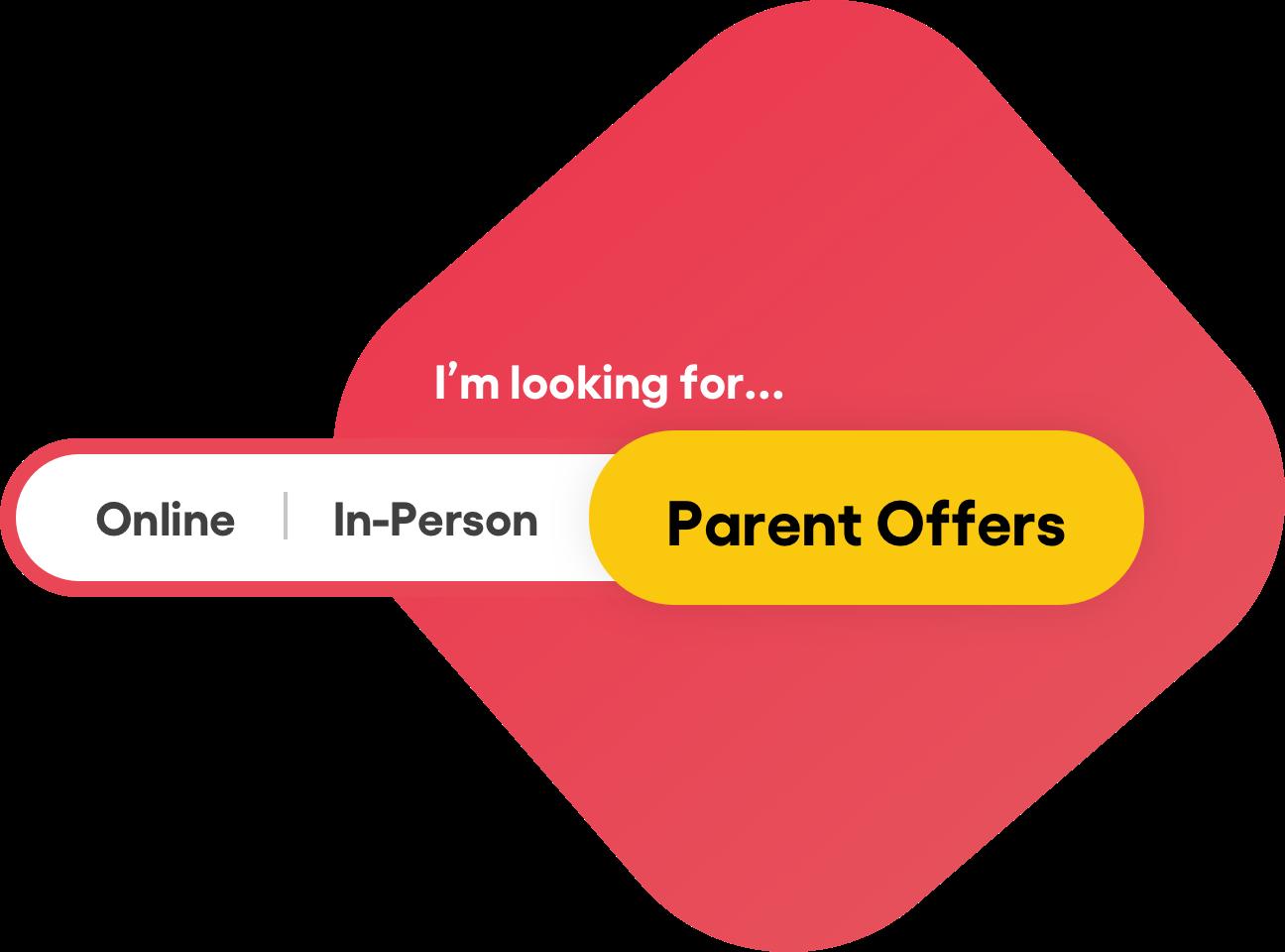 Parent offers image