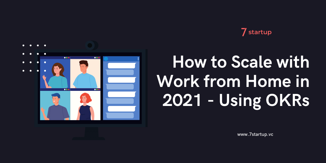Working From Home in 2021 - Use OKRs