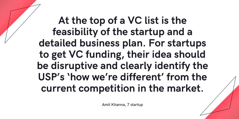 Venture Capitalist Funding