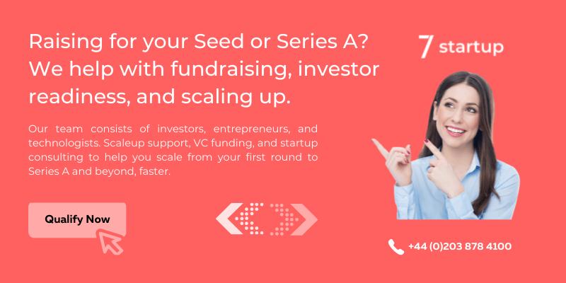 Startup Fundraising Consultants.