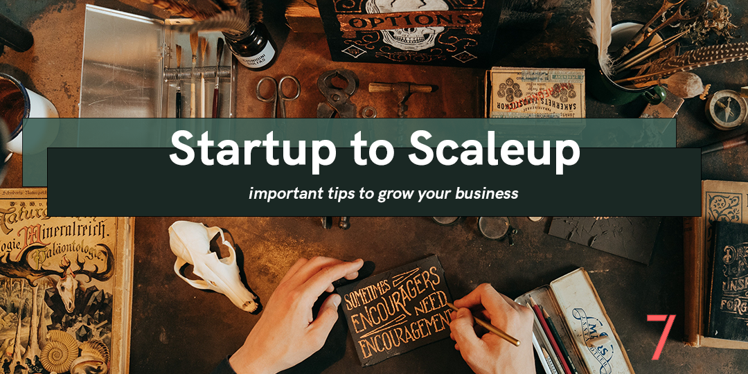 How to successfully Scaleup your Startup