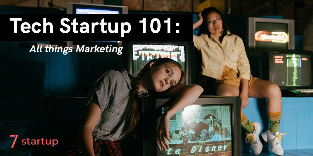 Best Tech Startup Marketing Strategy
