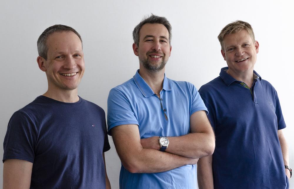 Das Team von inspired consulting