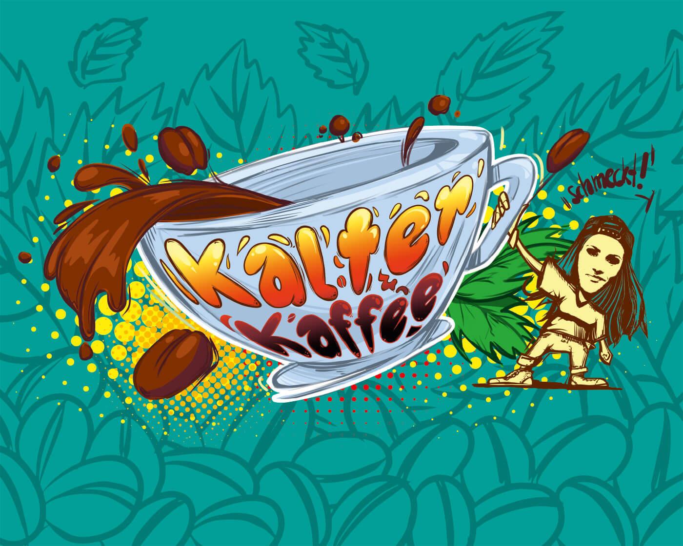 Berliner Luft Kalter Kaffee l Key-Visual