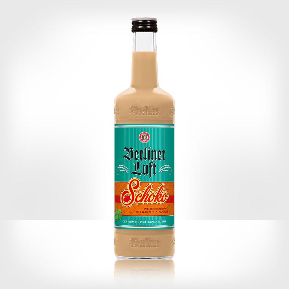 Berliner Luft Schoko 0,7 Flasche
