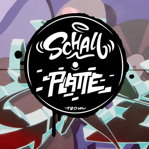 SCHALL-PLATTE Berlin Graffiti