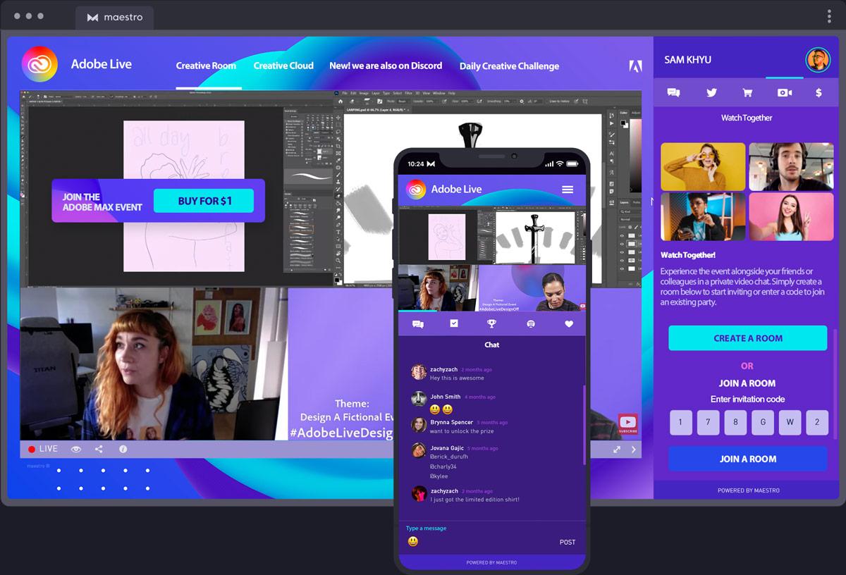 Community | Education & Universities | Maestro Live Streaming