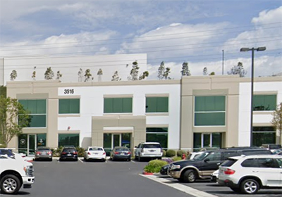 JCH Southern California office
