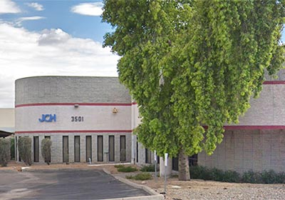JCH Phoenix Arizona office