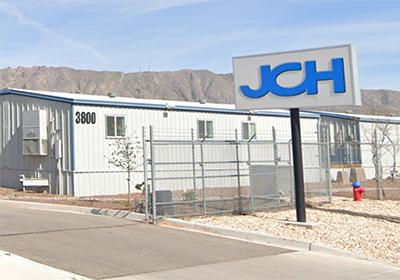 JCH El Paso Texas office