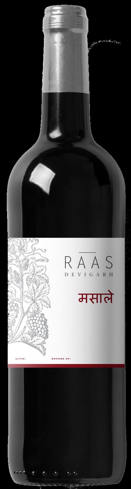 Raas bottle