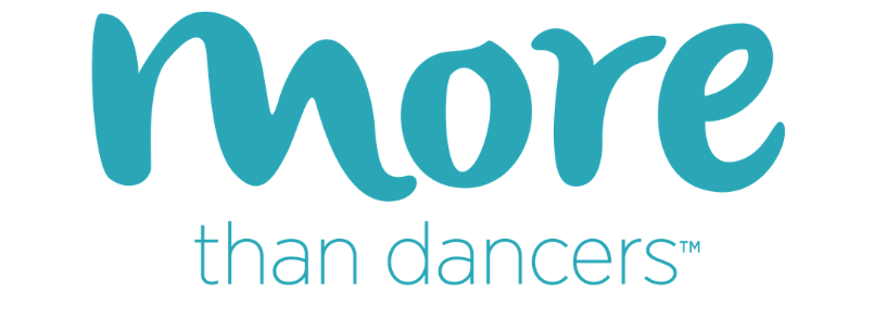 More Than Dancers Logo