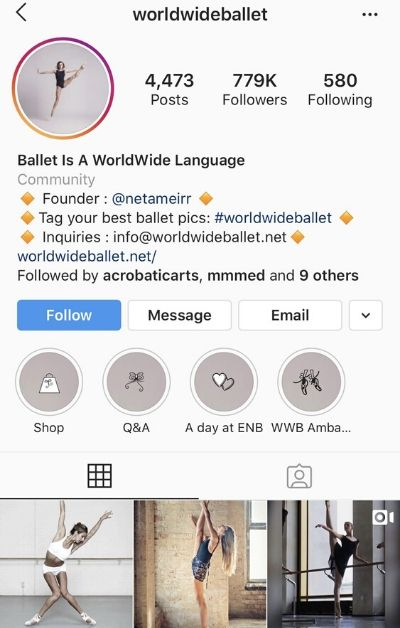 How to Have a Successful Dance Instagram account
