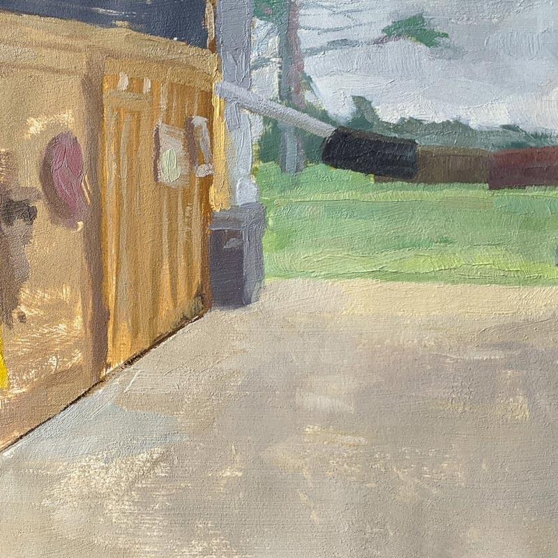 The Barn Aisle