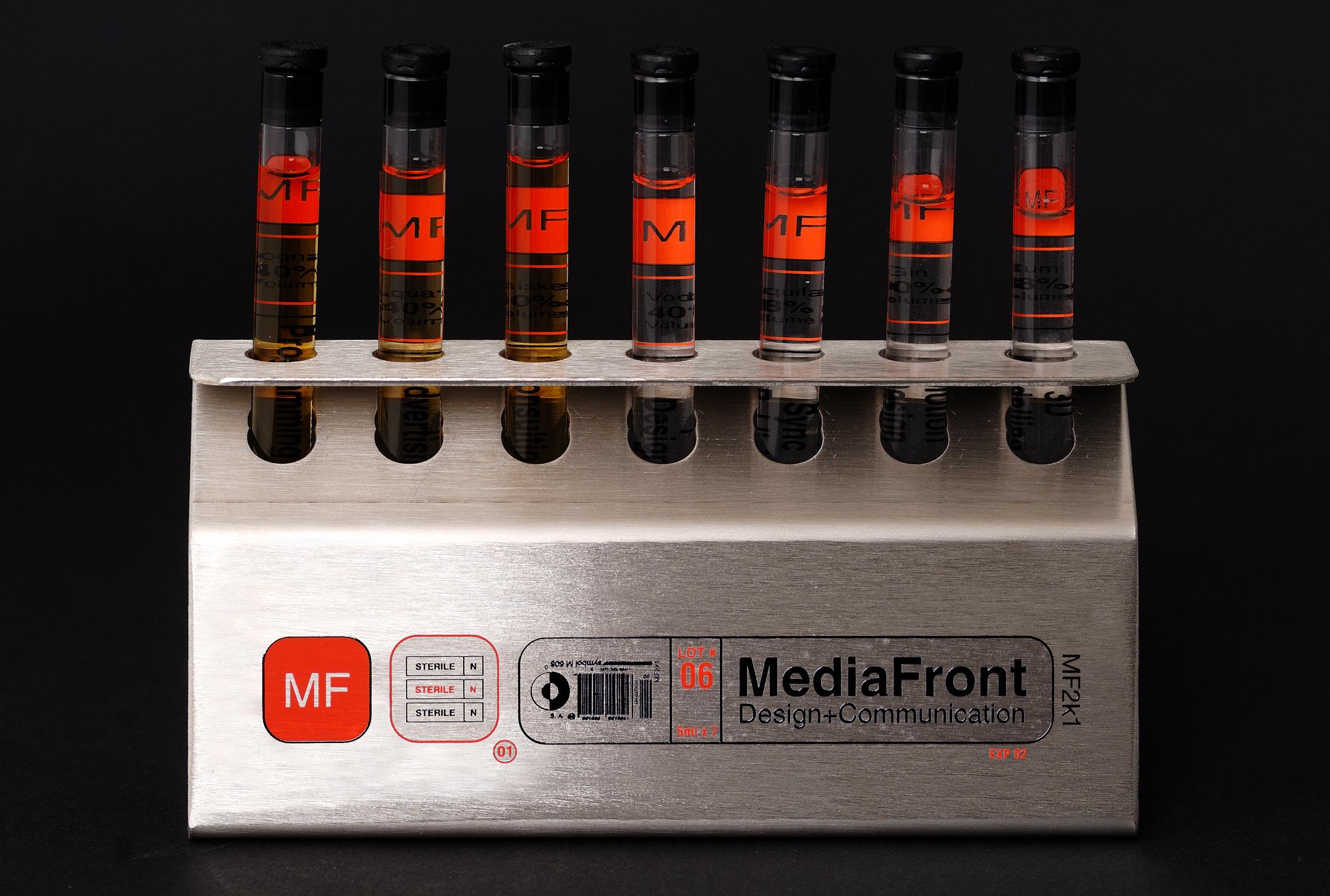 MediaFront Branding