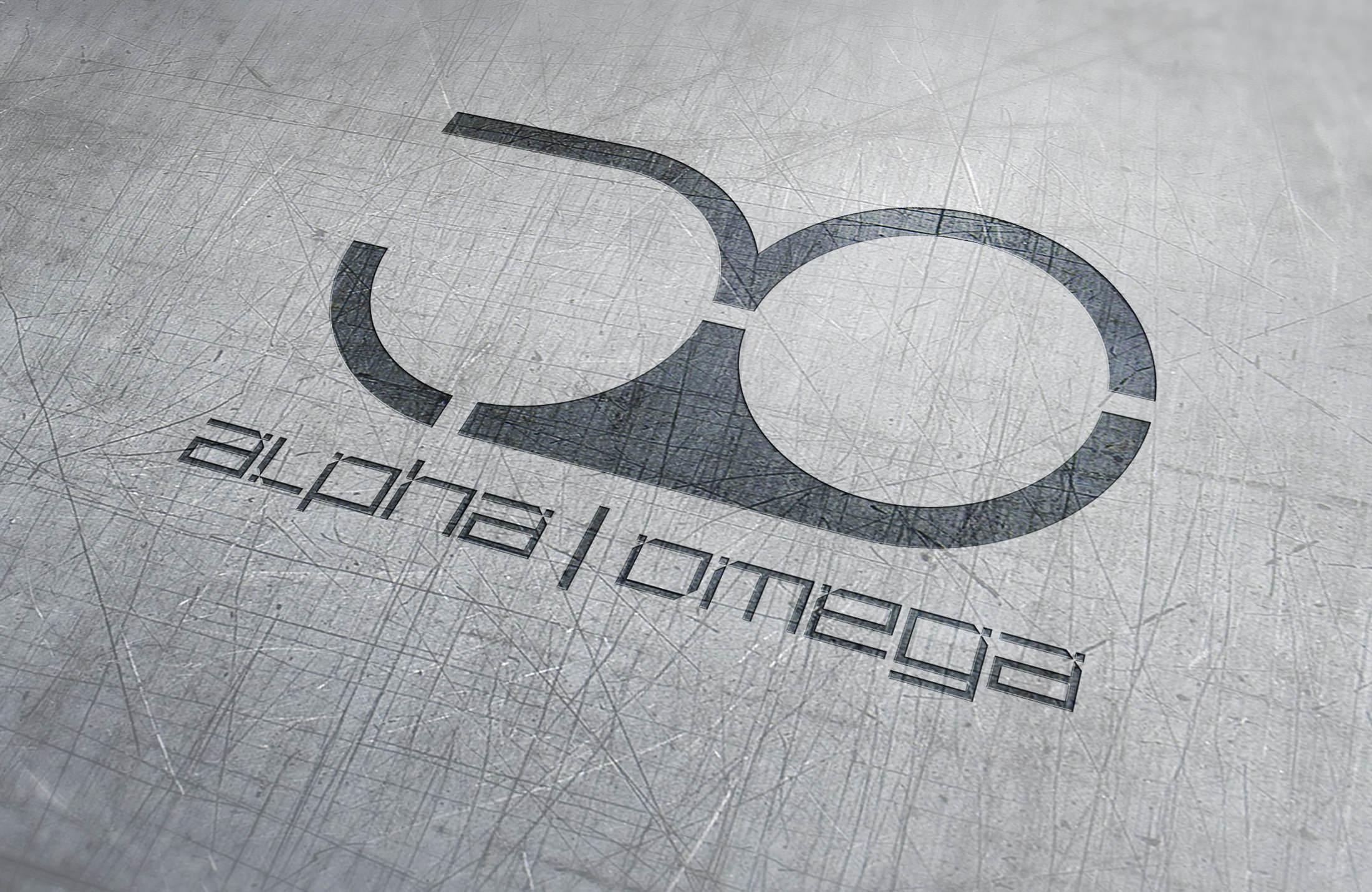 Alpha / Omega Branding