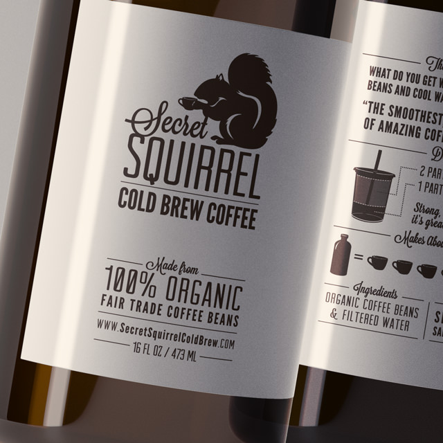 Secret Squirrel Coffee