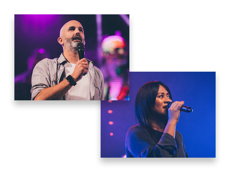 Pastor Sam and Kathy