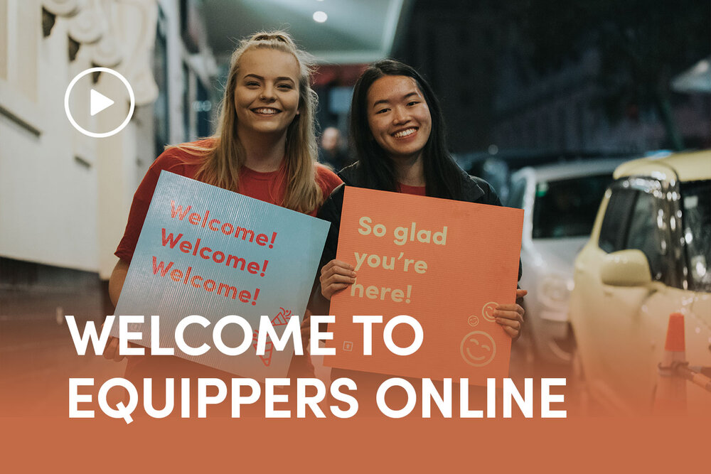 Welcome to Equippers Online video