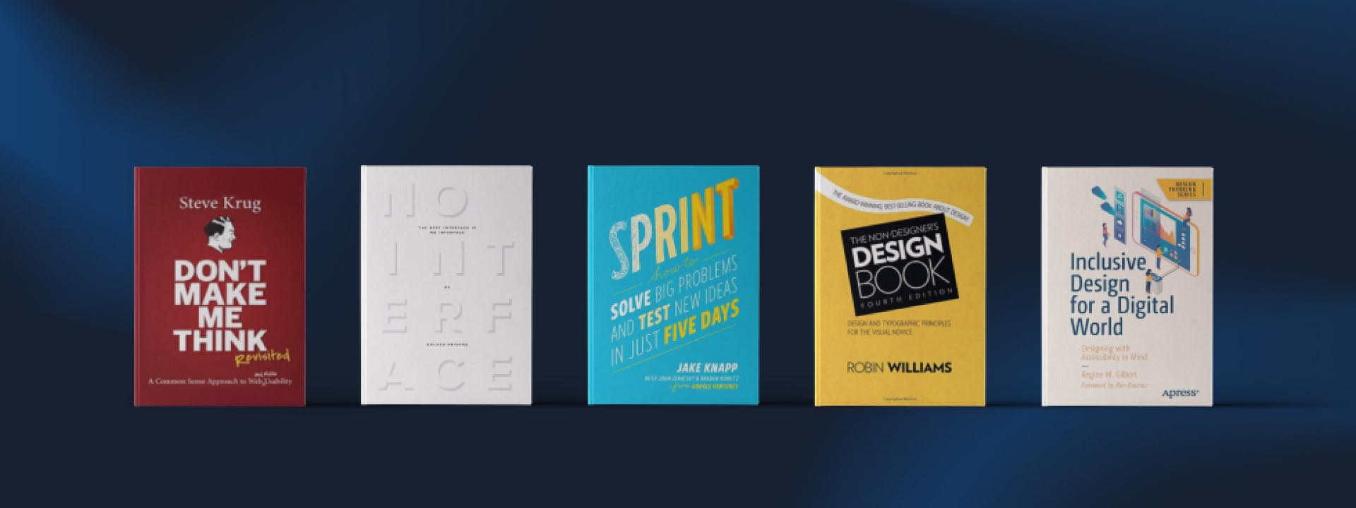 5 Best Books for UX Designers in 2020