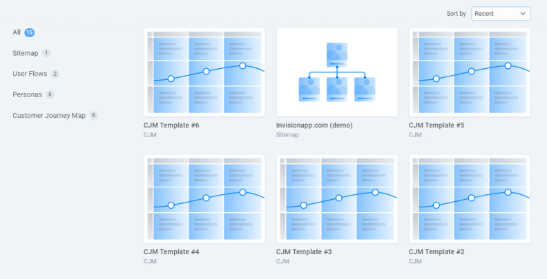 FlowMapp. Mindmapping