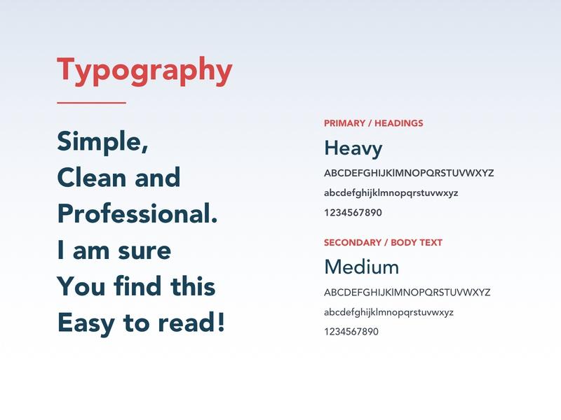 Typography by Madheswaran Mohan
