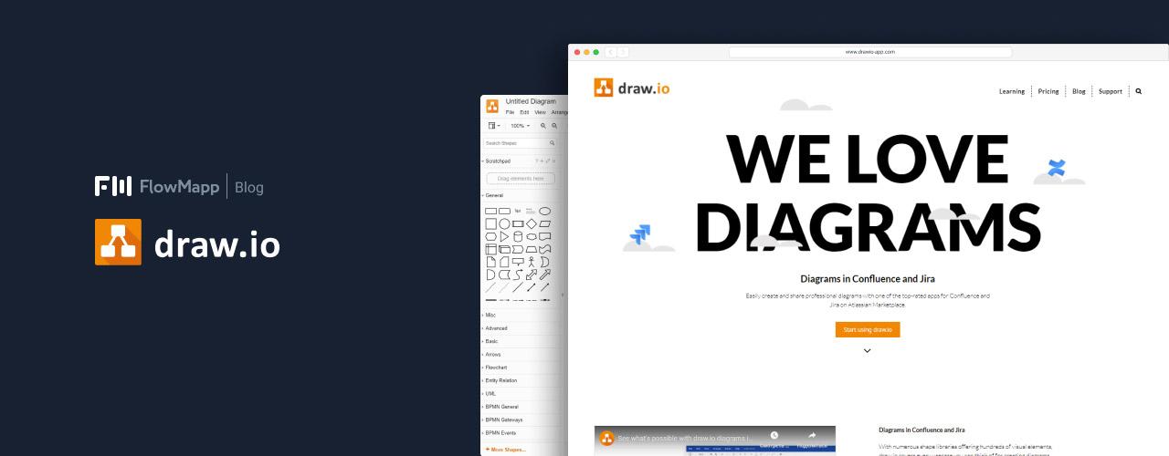 Draw.io tool image