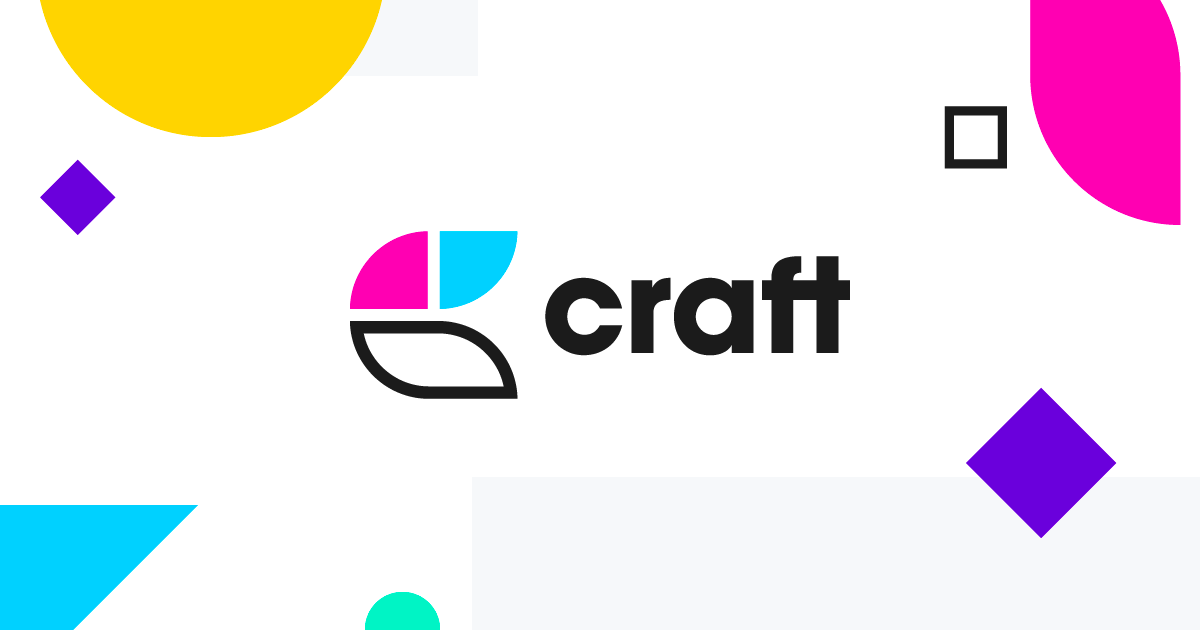 Craft | A fresh take on documents
