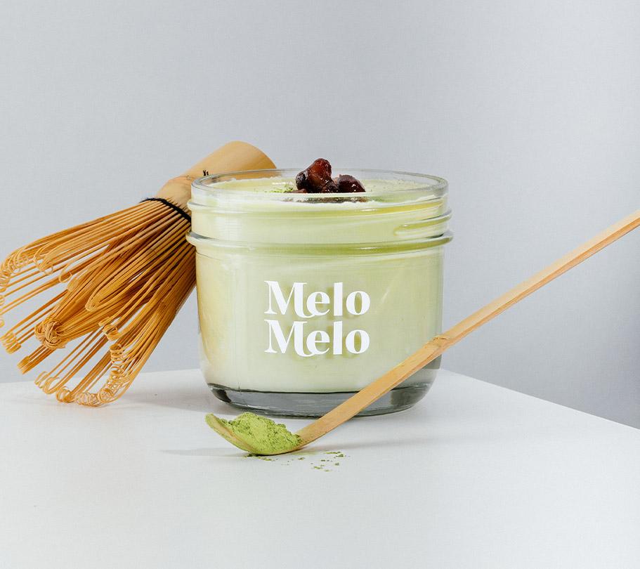 Matcha Jelly