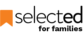 selected for families logo