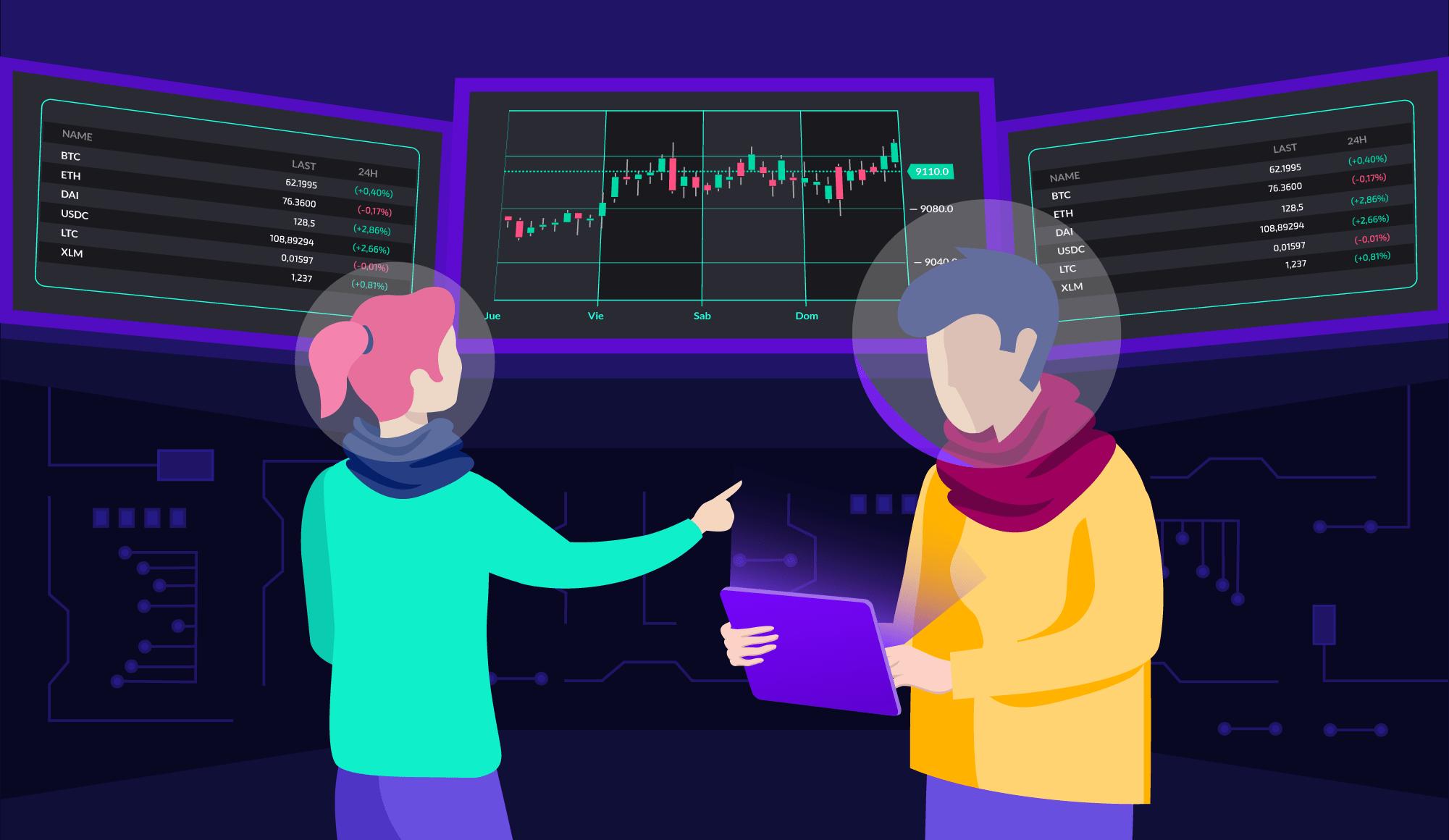 Exchange de criptomoedas: mercado futuro vs mercado a vista