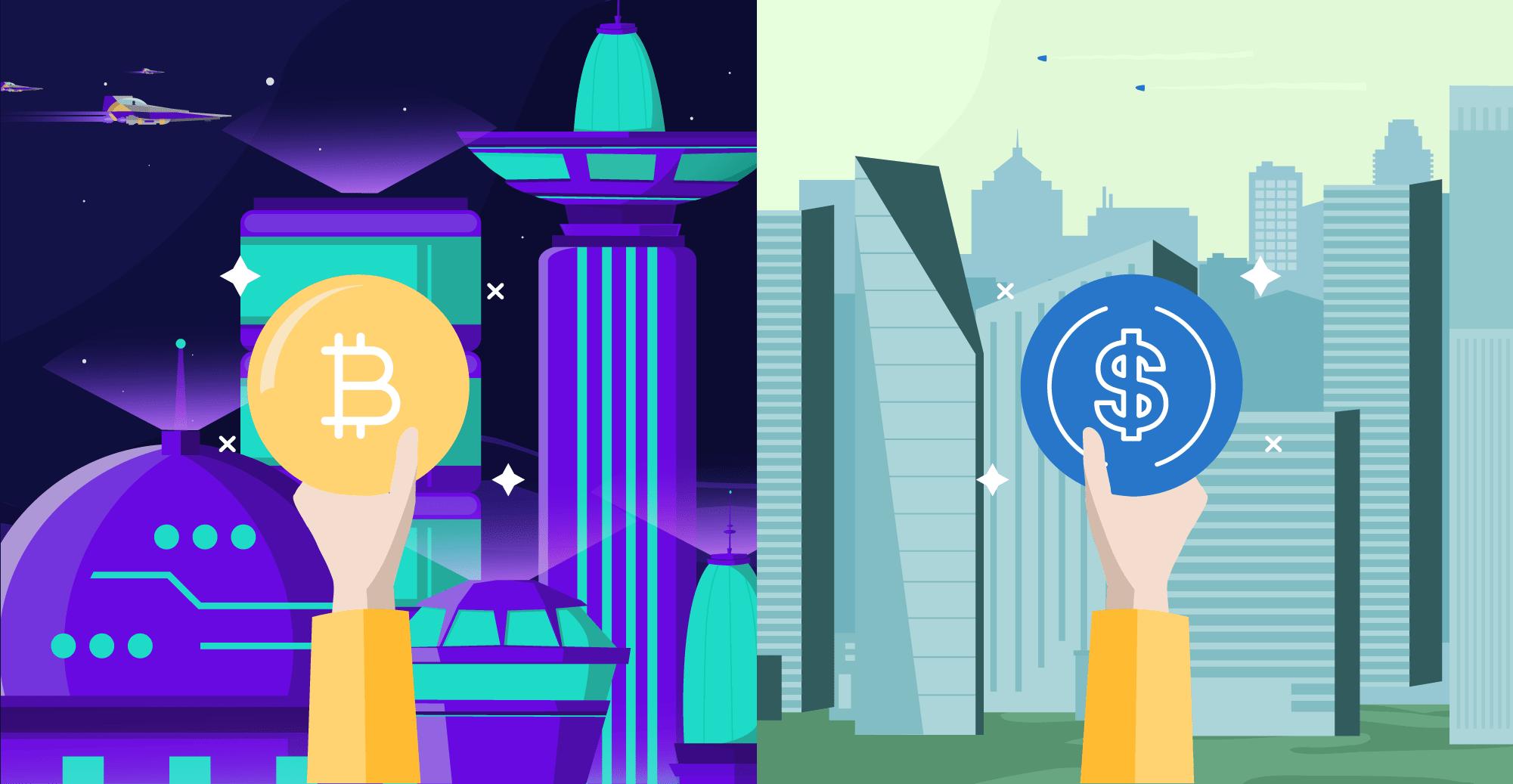 Bitcoin e criptomoedas: uma breve história