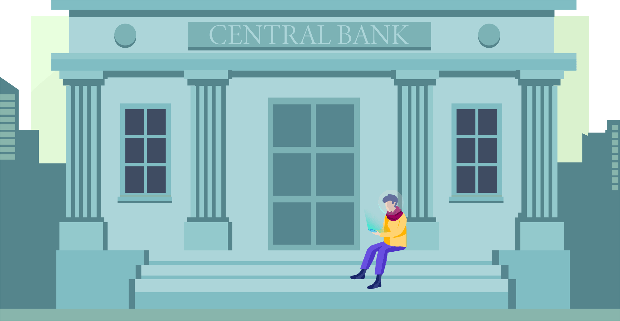 Criptomoedas estatais no central bank