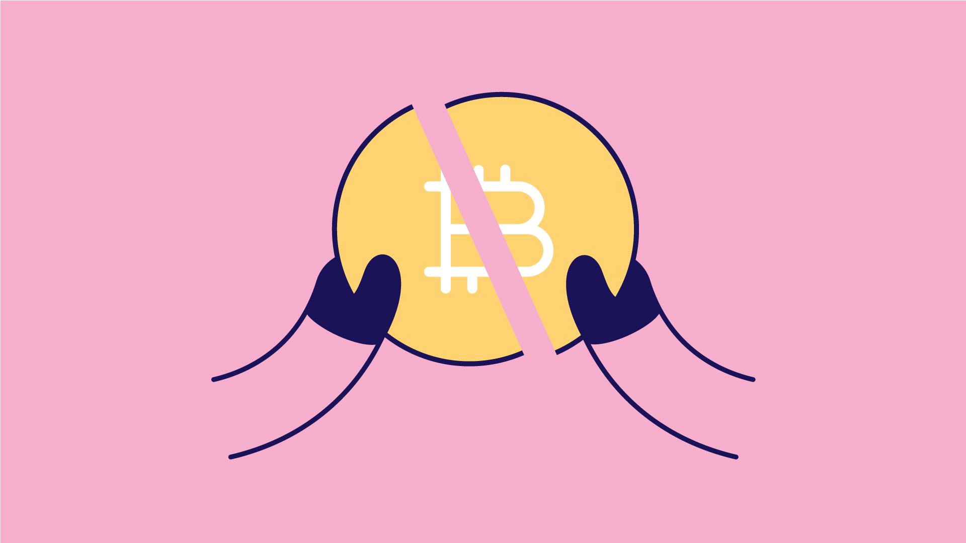 Hard Fork em Bitcoin