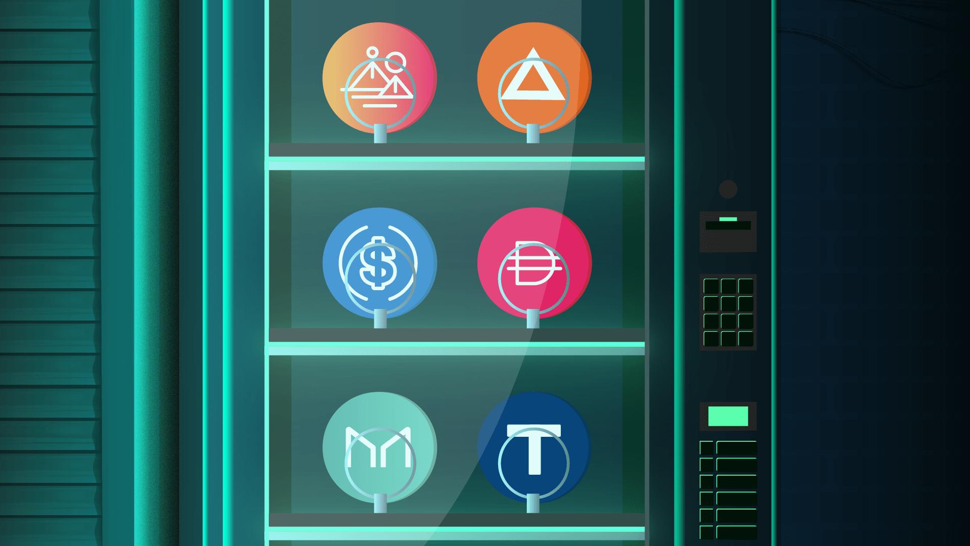 Tipos de token ERC20