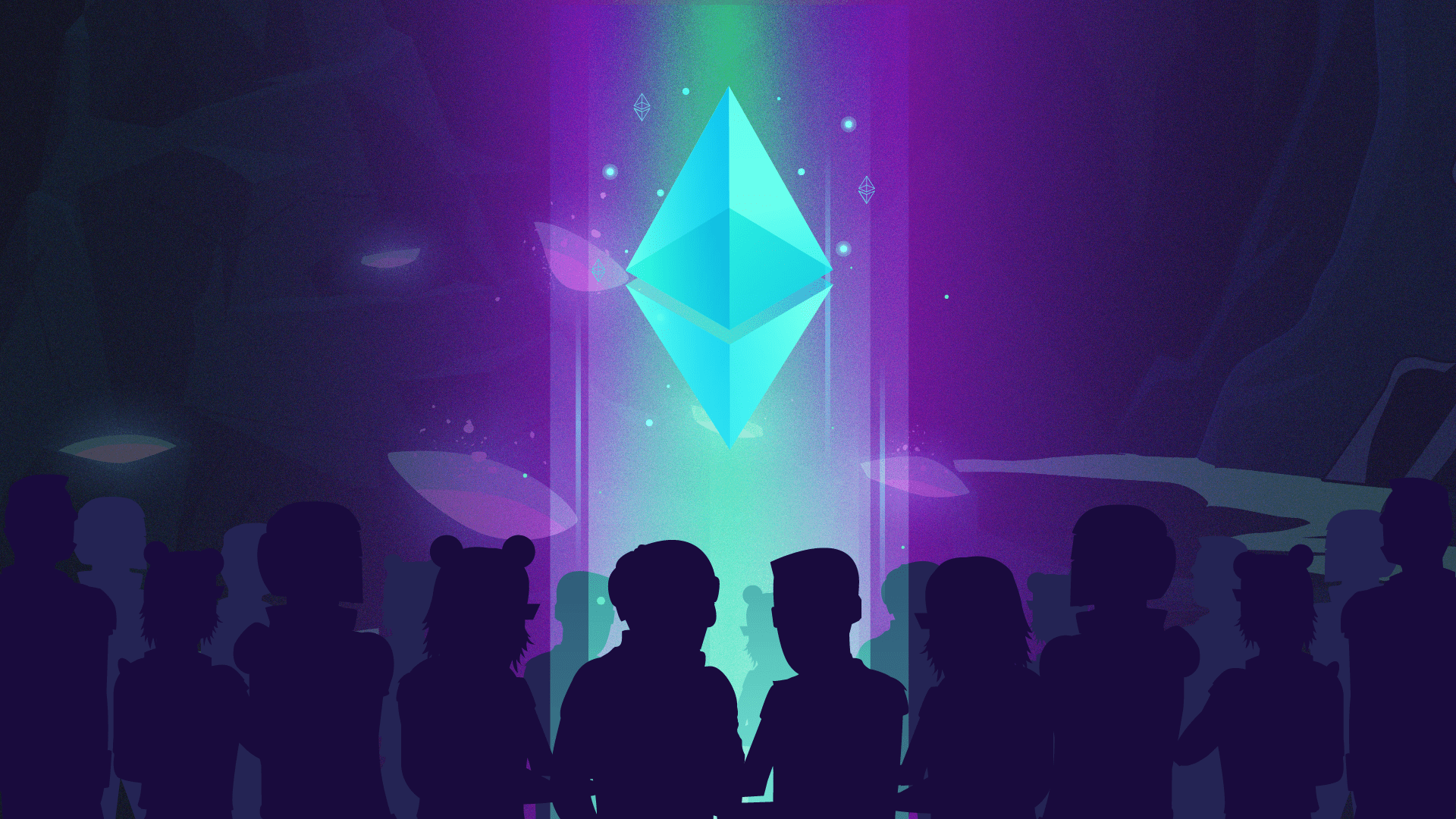 A rede Ethereum