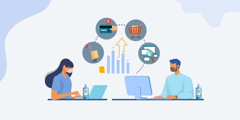 B2B e-Commerce in 2021 post Covid-19