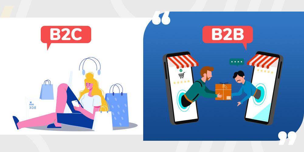 How B2B e-Commerce is Different from B2C