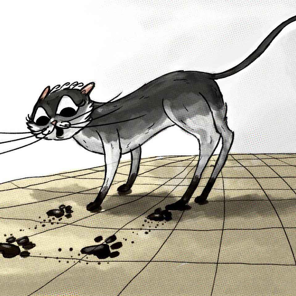 Pussy-cat Mew