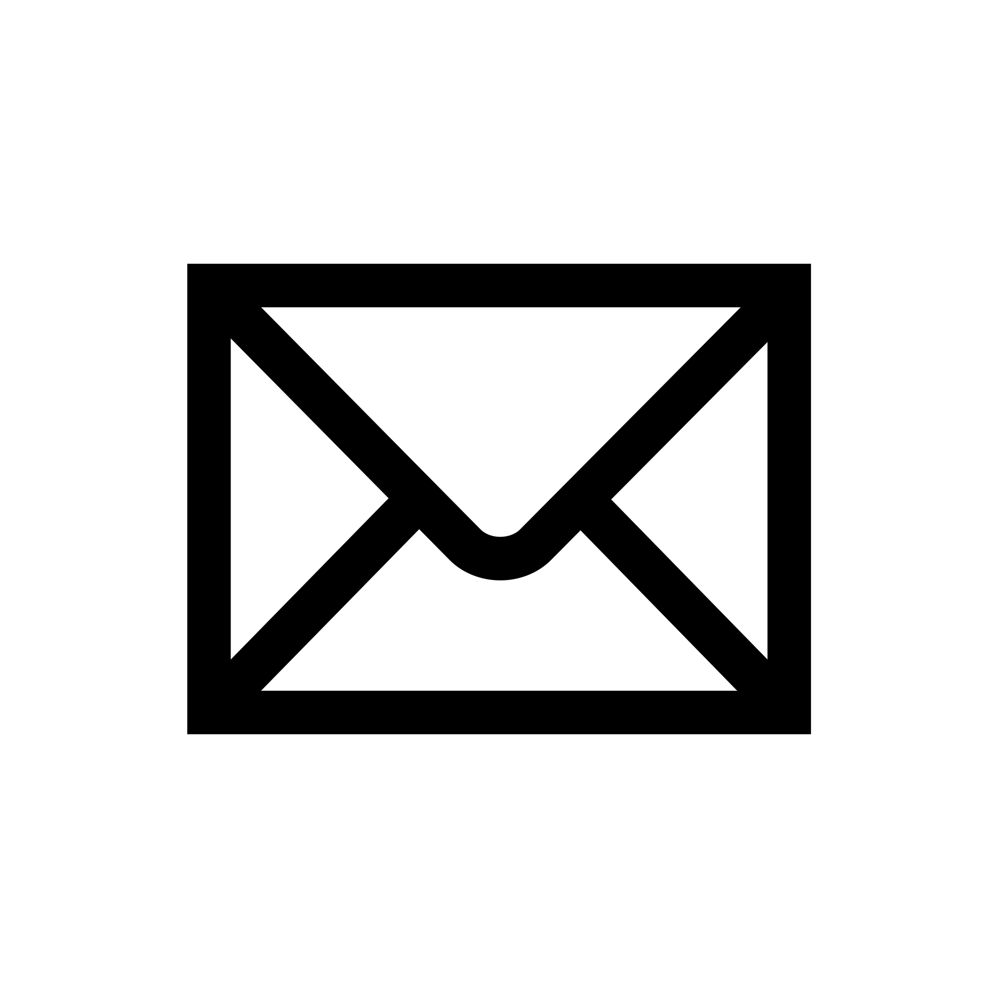 An email icon