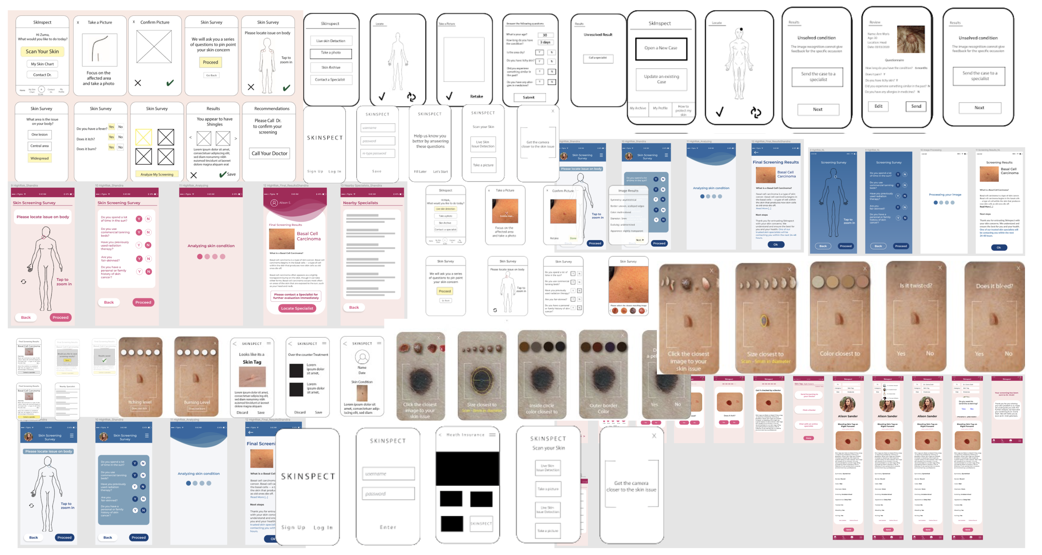 wireframe iterations image