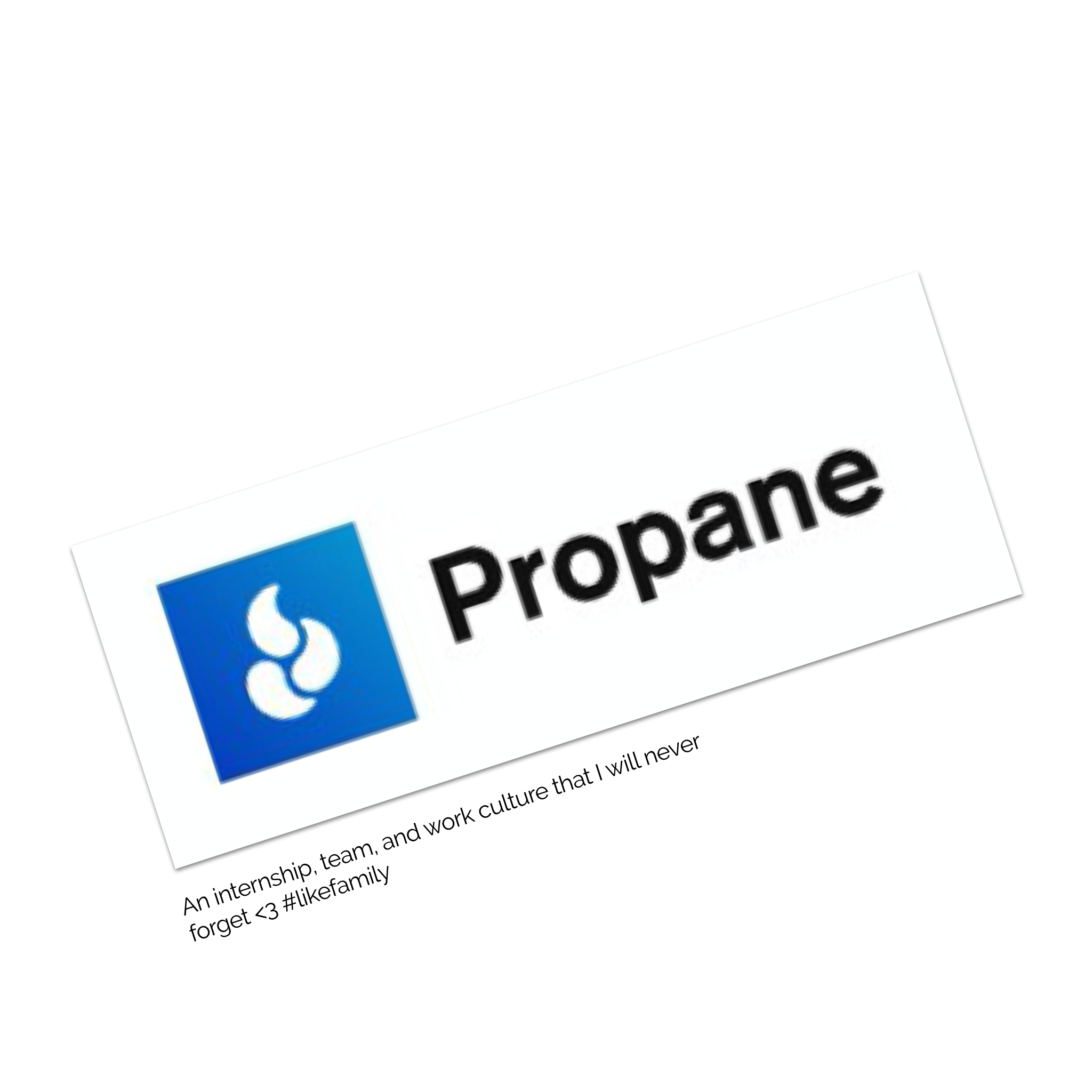 Propane logo image