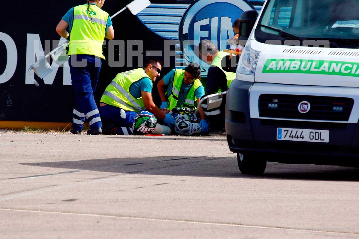 Kenny ambulancia