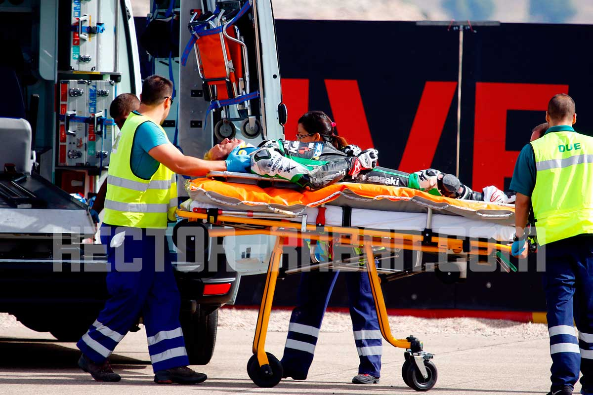 Kenny ambulancia 2