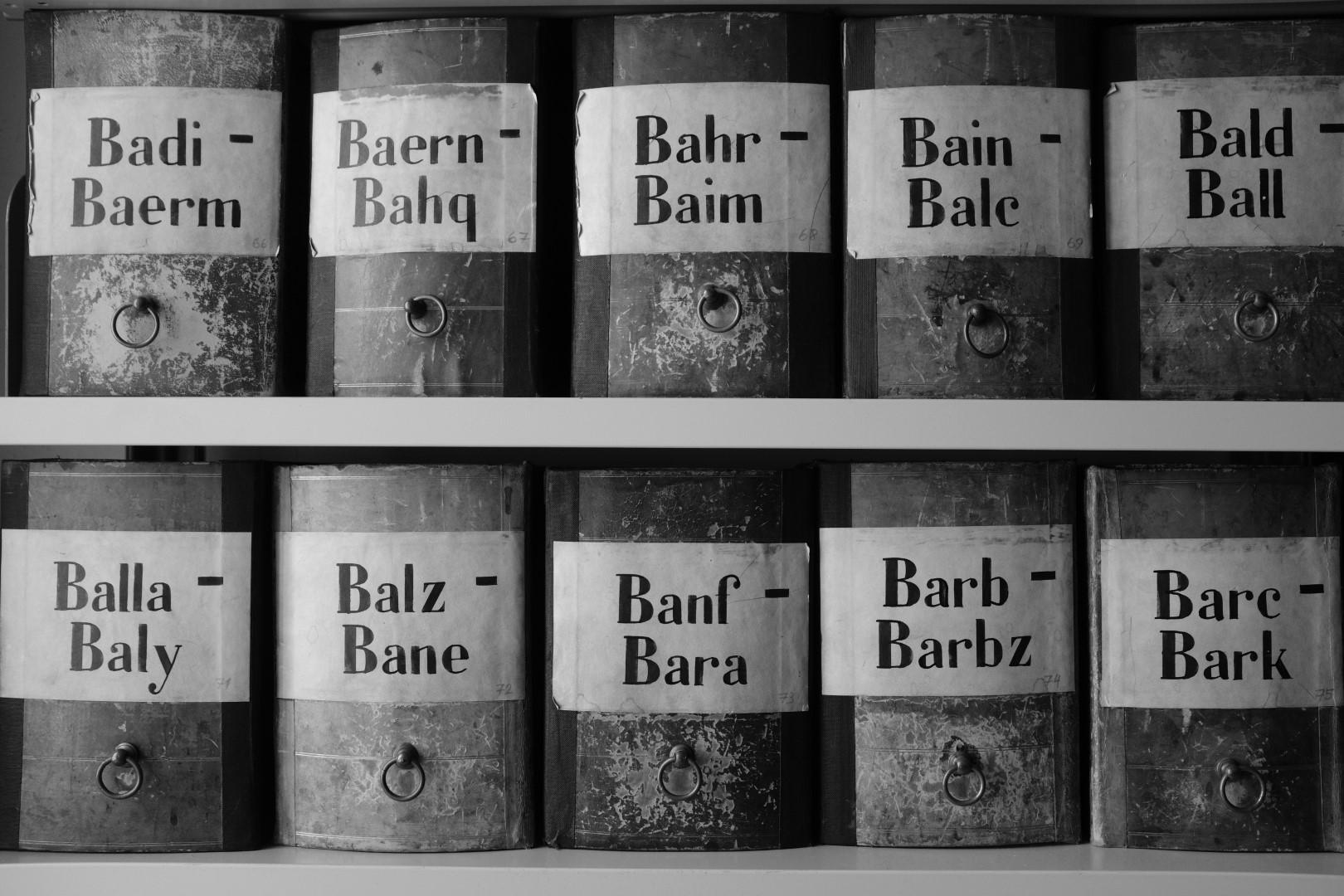 Projekt »Zettelkatalog etc.« in der Österreichischen Nationalbibliothek